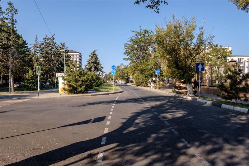 Велодорожки в Анапе