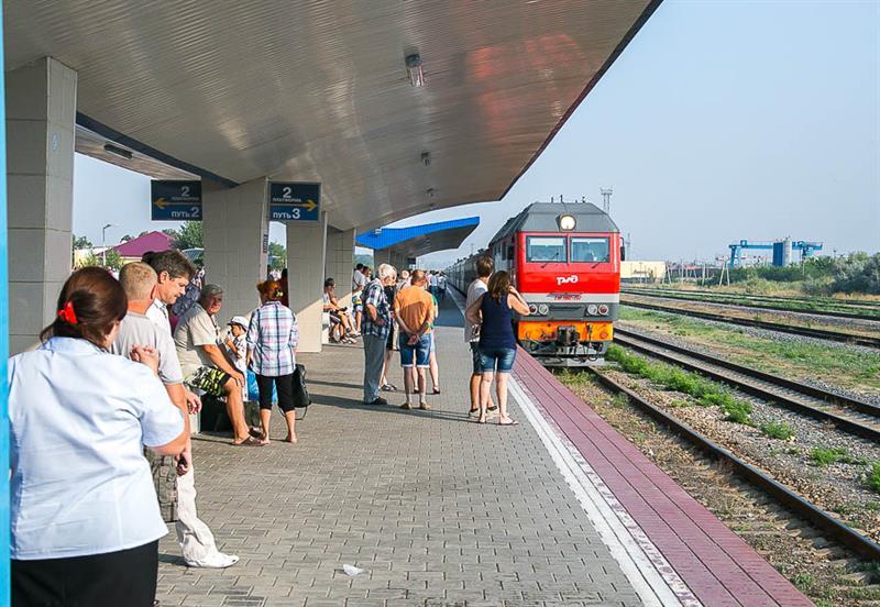 Анапа ЖД вокзал