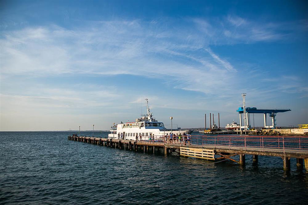 Морской вокзал Анапы