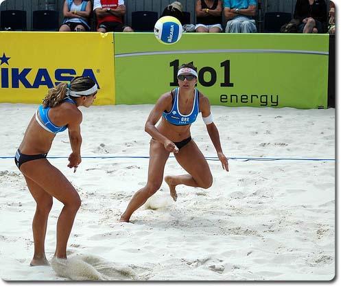 Анапа волейбол