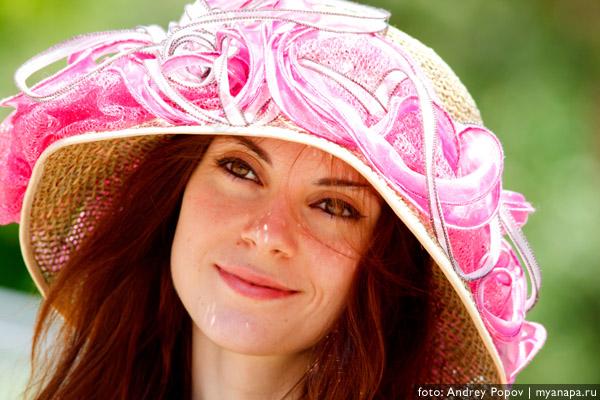 Анапа шляпа