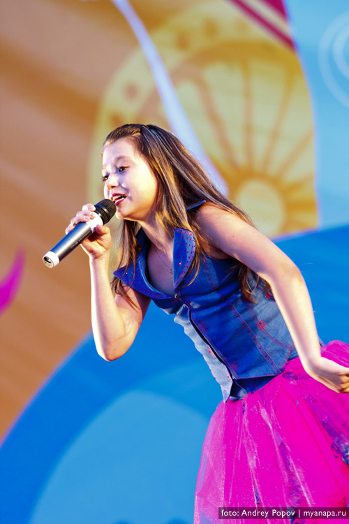 Певица Анапа