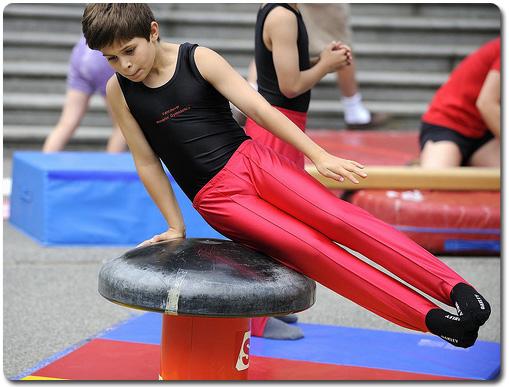Анапа гимнастика