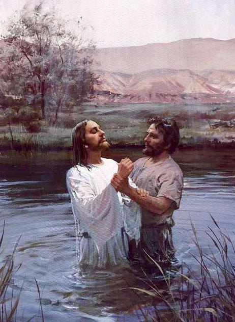 Анапа крещение
