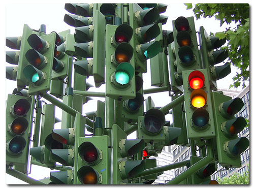 Анапа светофор