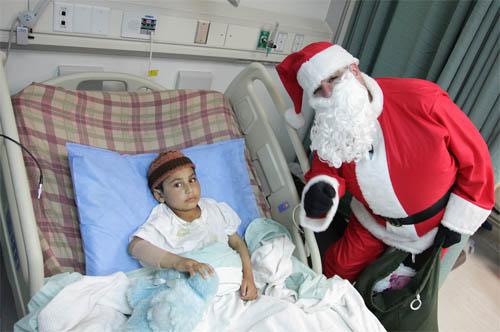 Новый год в больницах анапы