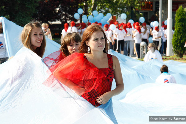 Анапа открыла сезон 2011