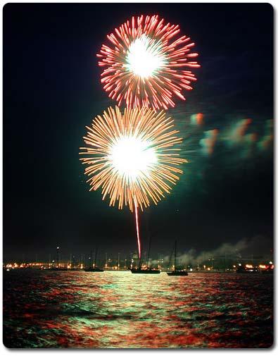 Анапа Новый 2011 год