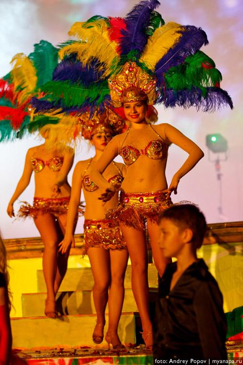Анапа карнавал