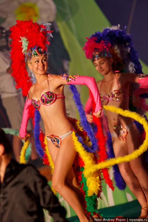 Анапа карнавал 2010