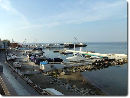 Анапа порт