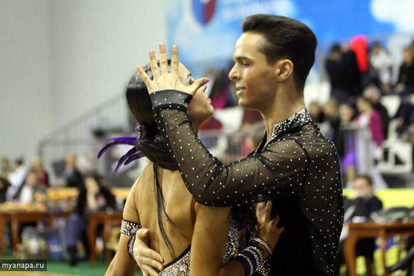 Анапа спортивные танцы
