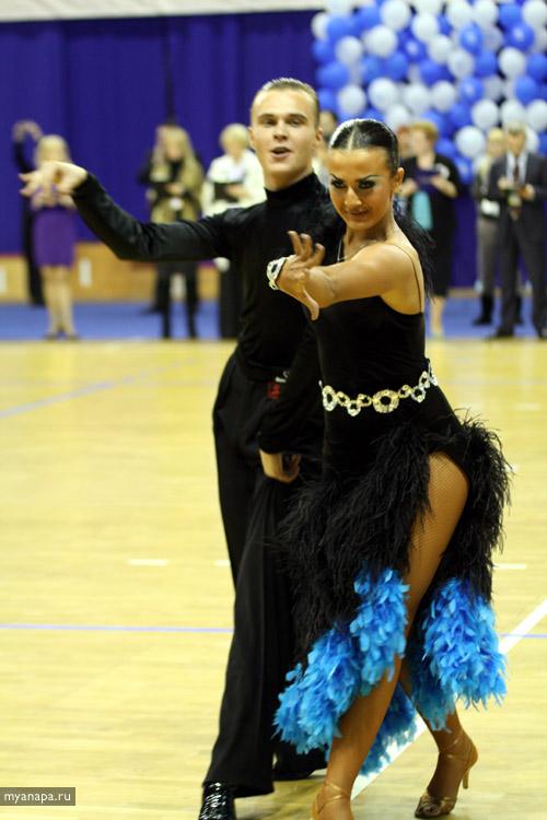Анапа танцы