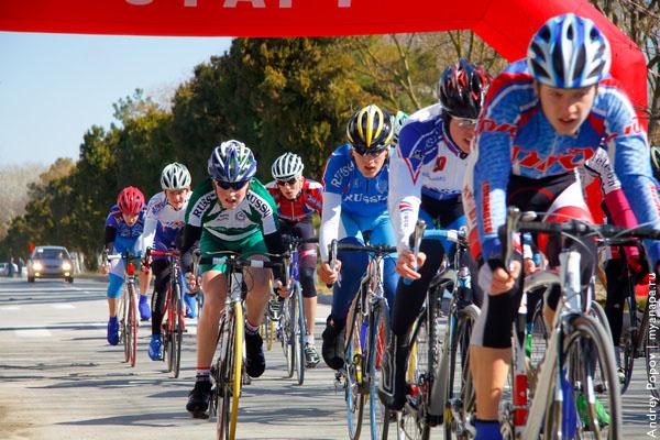 Велоспорт в Анапе