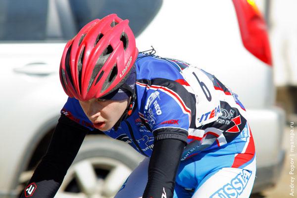 Вело критериум в Анапе