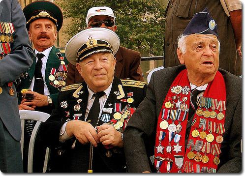 Анапа Ветераны